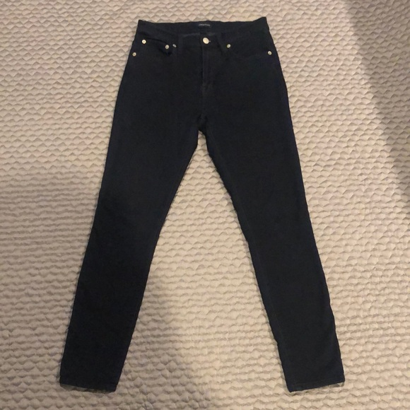 J.Crew Skinny Jeans Size 28. 9 inch high-rise
